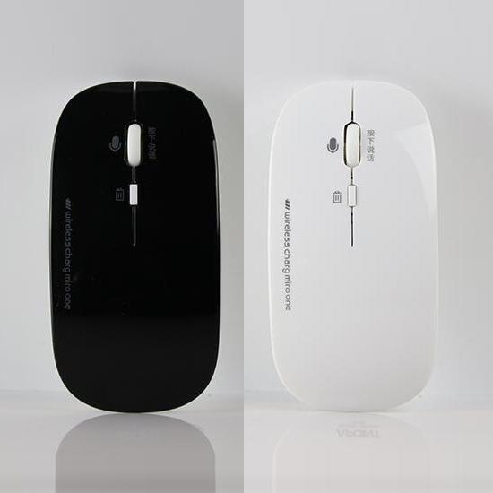 竜战充电语音无线鼠标笔记本台式电脑游戏输入男女生打字智能新品..